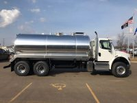2021 Freightliner 4200-Gallon Aluminum Tank Package